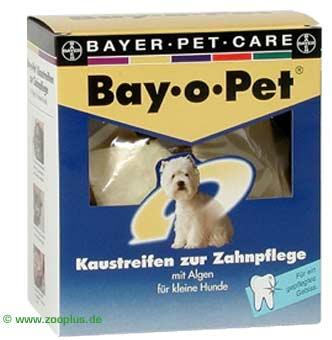 Láminas para la higiene dental Bay-o-pet - - Para perros grandes