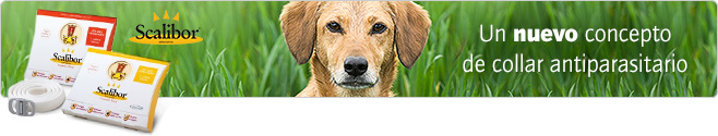 Antiparasitario collar scalibor para perros