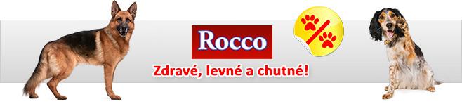 Rocco konzervy pro psy