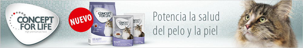 Concept for Life pienso para gatos