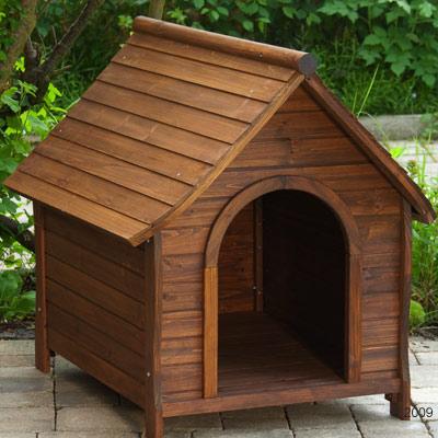 Caseta para perros Spike Classic - - L: 81 x 106 x 95 cm (LxAnxAl)