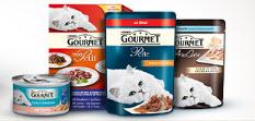 Gourmet Especialidades comida húmeda para gatos